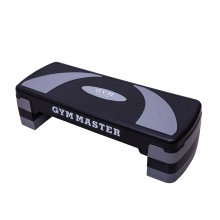 Gym Master Adjustable Fitness Step | Home Exercise Cardio & Aerobic Step
