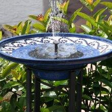 Solar Water Fountain Solar Bird Bath Fountain Solar Water Features New