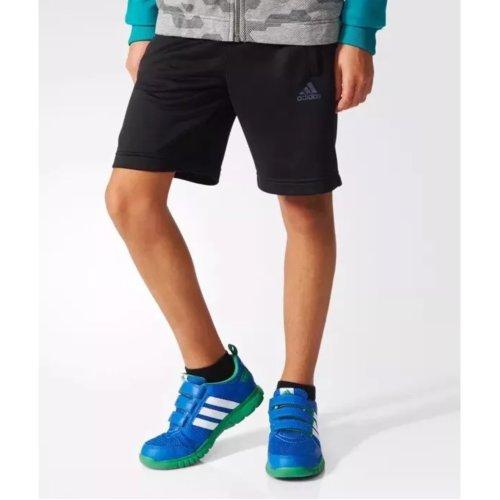 adidas Boys Shorts Kids Junior Shorts Training Gym Climalite Sports Football