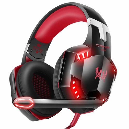 G2000 Gaming Headsets PS4,Gamers Headphones with Noise Canceling  Mic