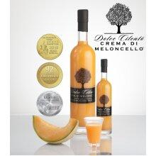 Meloncello Cream Liqueur - Dolce Cilento 3 Medals