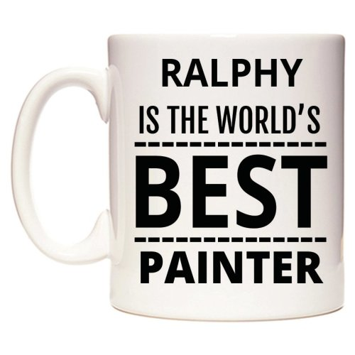 RALPHY Is The World's BEST Painter Mug
