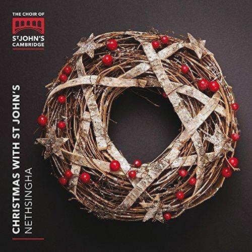 The Choir of St John S College Cambridgeandrew Ne - Christmas with St Johns [CD]