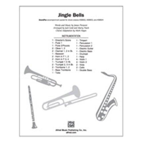 Alfred 00-39906 JINGLE BELLS-SPX