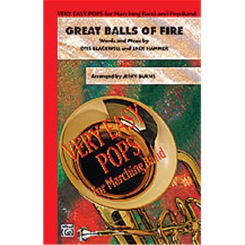 Alfred 00-29495 GREAT BALLS OF FIRE-VEP