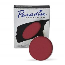 Mehron Makeup Paradise Makeup AQ Refill (.25 oz) (Porto)