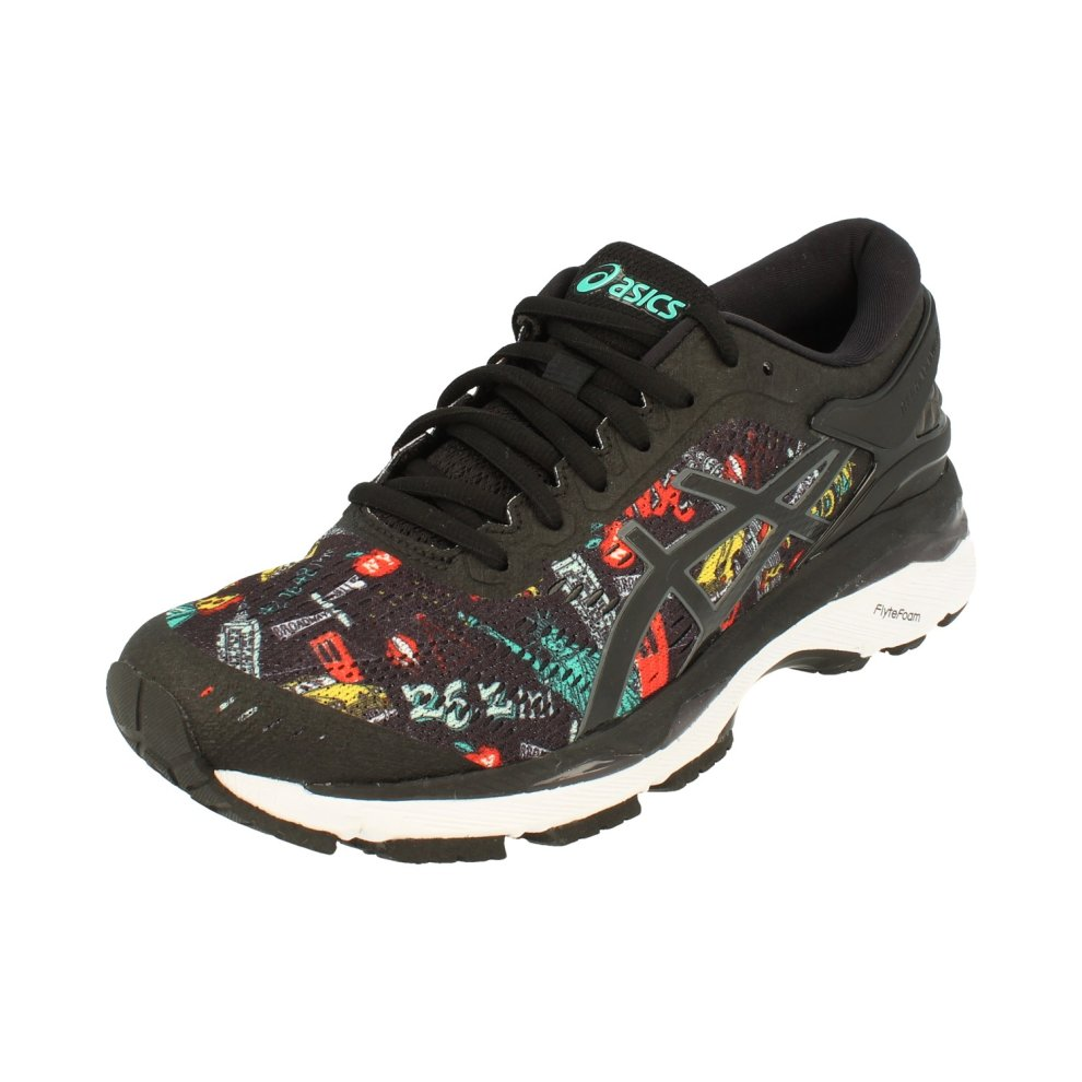 (6 (Adults')) Asics Gel-Kayano 24 Nyc Womens Running Trainers T7J9N Sneakers Shoes
