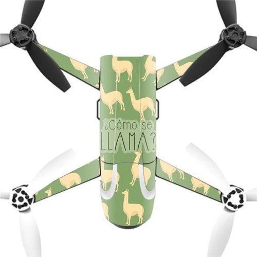 MightySkins PABEBOP2-Llama Skin Decal Wrap for Parrot Bebop Quadcopter Drone - 2 Llama
