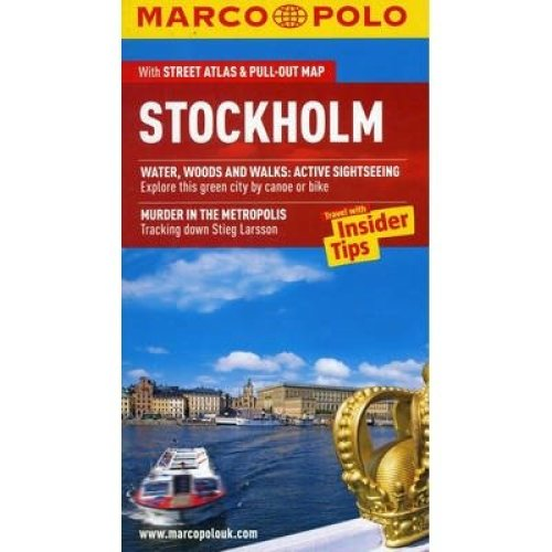 Stockholm Marco Polo Guide