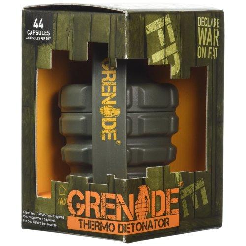 Thermo Detonator Weight Management Capsules - Pack of 44 Capsules