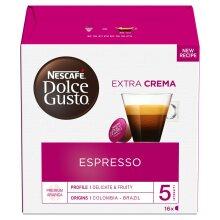 Nescafe Dolce Gusto Espresso Pods
