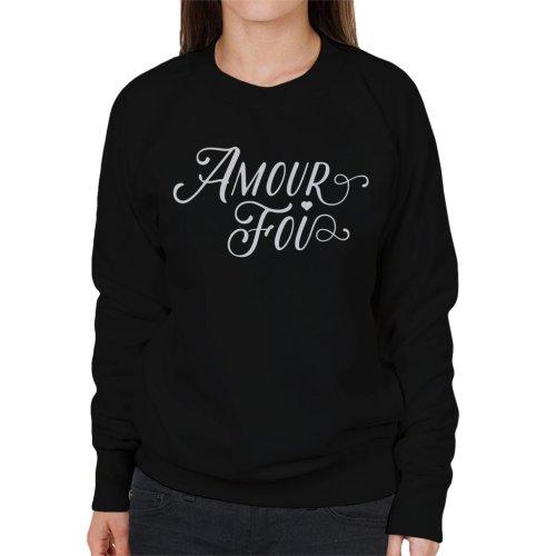 Amour Foi Women's Sweatshirt