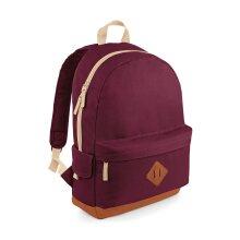 BagBase 18L Heritage School Work Sports Gym PE Travel Backpack Rucksack Bag