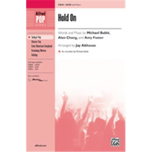 Alfred 00-37851 HOLD ON-STRX CD