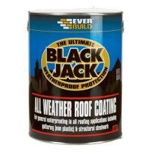 Everbuild 90505 905 All Weather Roof Coating 5 Litre