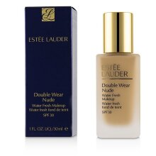 Estee Lauder Double Wear Nude Water Fresh Makeup SPF 30 - # 3W2 Cashew 30ml/1oz