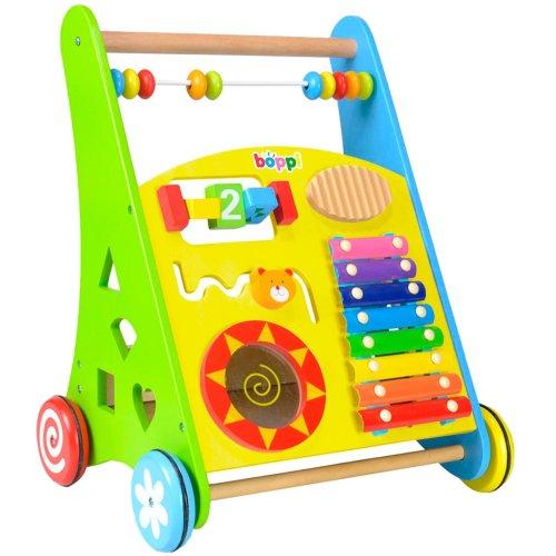 boppi® Wooden Baby Walker - Musical