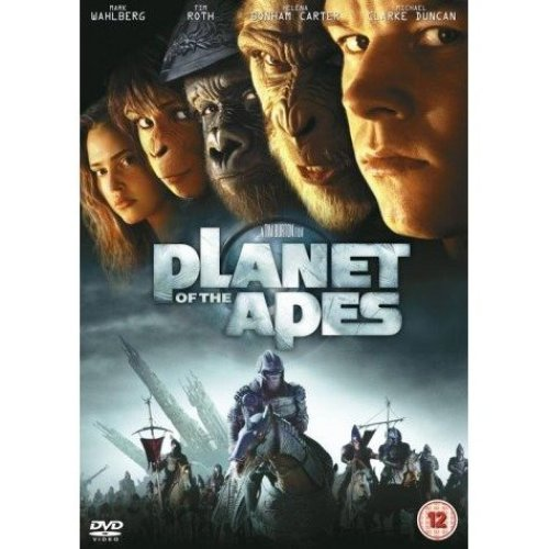 Planet Of The Apes DVD [2004]