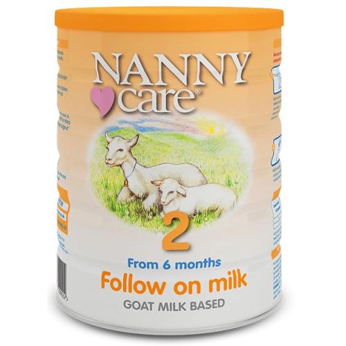 Nanny Care Follow On Milk | Goat Milk Powder 900g