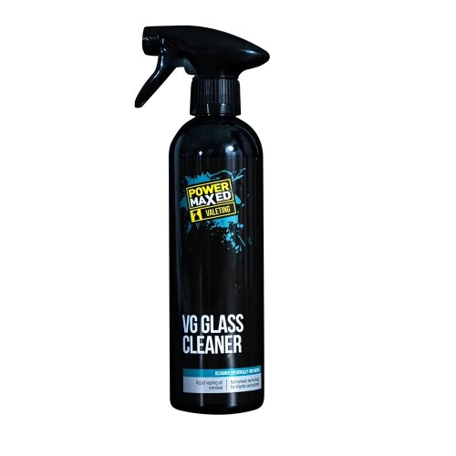 Power Maxed VG Glass Cleaner