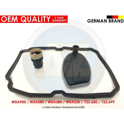 for CHRYSLER DODGE JEEP MERCEDES AUTOMATIC TRANSMISSION GEARBOX PAN FILTER KIT