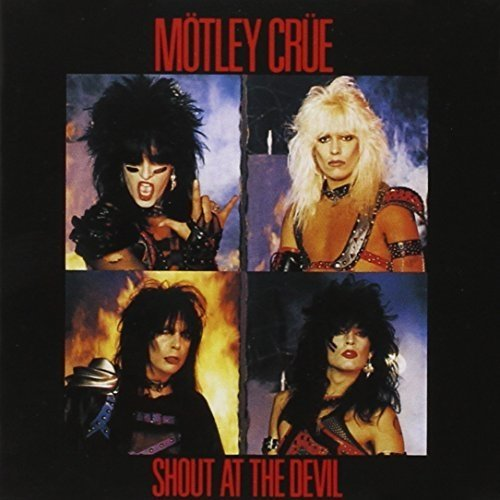 Mötley Crüe - Shout At The Devil [CD]