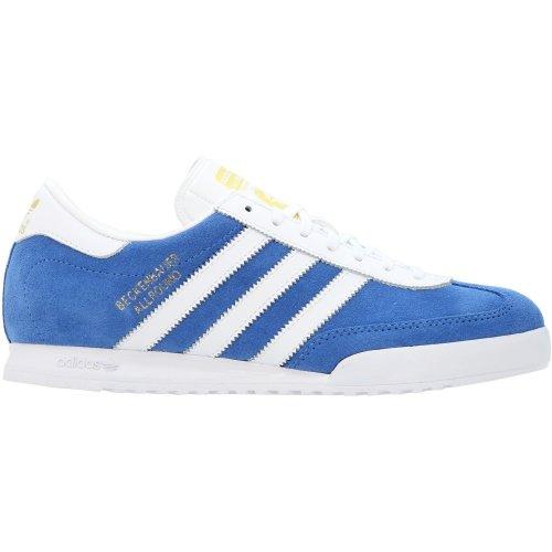 (8) adidas Originals Beckenbauer Trainers - Blue