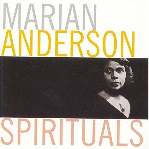 MARIAN ANDERSON - SPIRITUALS [VINYL]