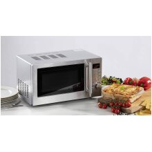 DAEWOO 20L 700W DIGITAL MICROWAVE WITH GRILL FUNCTION -  KOR6N7RS