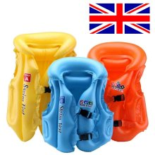 Inflatable Swimming Pool Life Jacket Swimming Vest