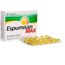 ESPUMISAN MAX - 20 kaps.