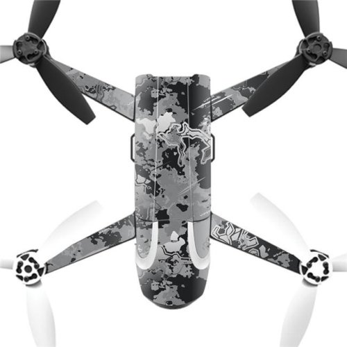 Mightyskins PABEBOP2-Viper Urban Skin Decal Wrap for Parrot Bebop 2 Quadcopter Drone - True Timber Viper Urban