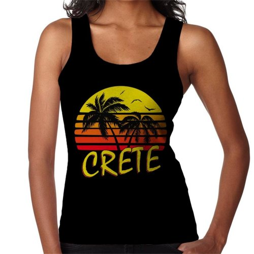 Crete Vintage Sun Women's Vest
