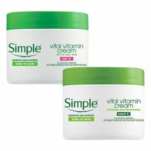 Simple Kind to Skin Vital Vitamin Day & Night Cream
