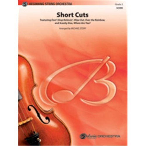 Alfred 00-40419 SHORT CUTS-PBS