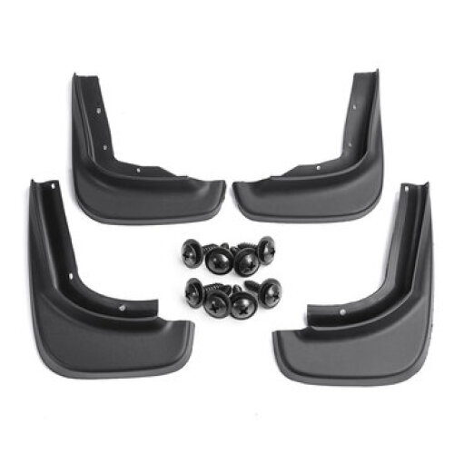 4PCS Car Front Rear Mud Flaps Mudflap Mudguards For Volvo XC60 2005-2013