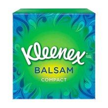 Kleenex Balsam Extra Large Tissues Family Box - 44 Tissues