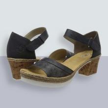 Rieker Women's Frühjahr/Sommer V29a6 Closed Toe Sandals 8 UK