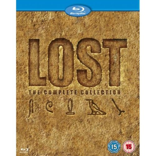 Lost Seasons 1 to 6 Complete Collection Blu-Ray [2010]