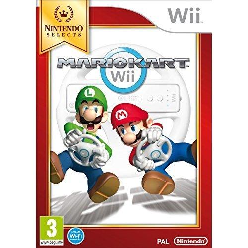 Nintendo Selects: Mario Kart Wii Only (Nintendo Wii)