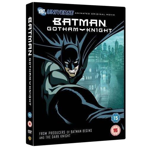 DC Batman - Gotham Knight DVD [2008]
