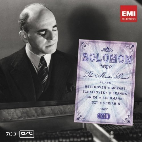 Solomon - Solomon: the Master Pianist [CD]