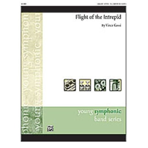 Alfred 00-26828 FLIGHT OF THE INTREPID-YS SET4D