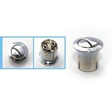 Roca Dual Flush Cistern Short Body Push Button D1D with Plain Rods AH0002100R