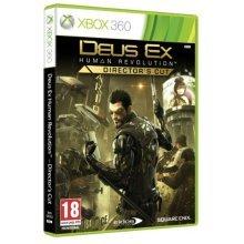 Deus Ex: Human Revolution - Director's Cut (Xbox 360) - Used