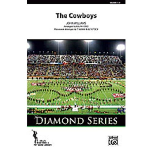 Alfred 00-31677S S COWBOYS, THE-BDS