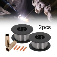MIG Welding Wire Gasless (Flux Cored) (MB15 Tips And Shrouds) 0.45Kg