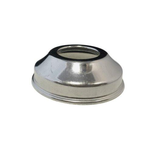 Rosone for canoe chrome-plated brass, diameter 26