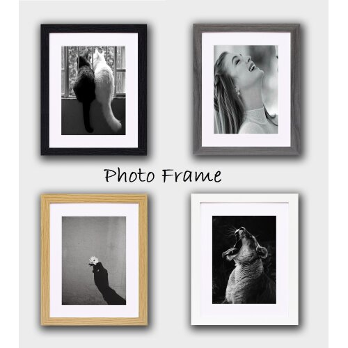 Photo Picture Frame Poster Frames With White Mount