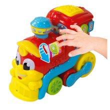 Baby Clementoni Activity Train